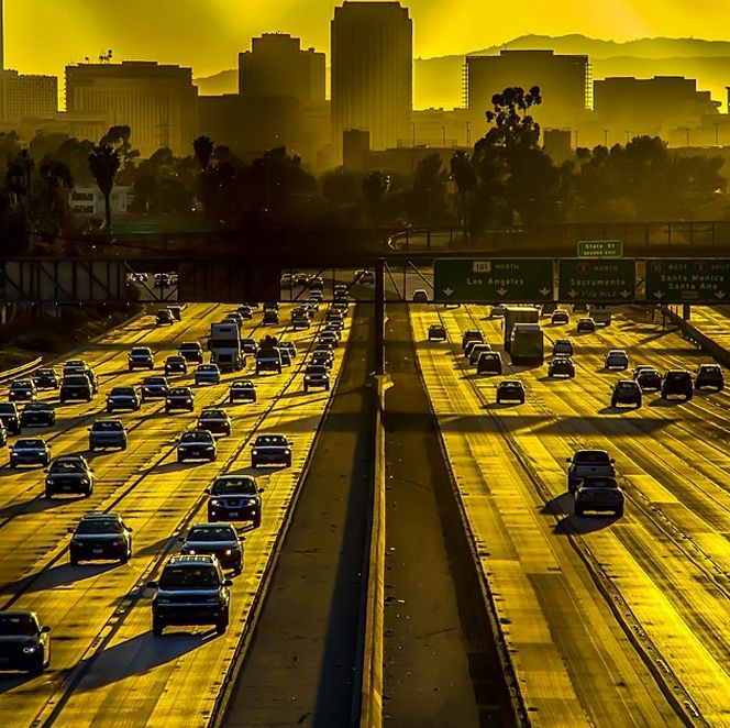 traffic on memorial day los angeles