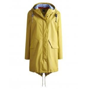 Joules Parkfield Ladies Parka Jacket - £129.00 www.countryhouseoutdoor.co.uk - For keeping the cold at bay and the rain away, this waterproof parka-style jacket ticks all the boxes. Exceptionally light, it's great to scrunch up and pack away. The lining has been added to make sure this parka packs a punch even when draped over the back of a chair.