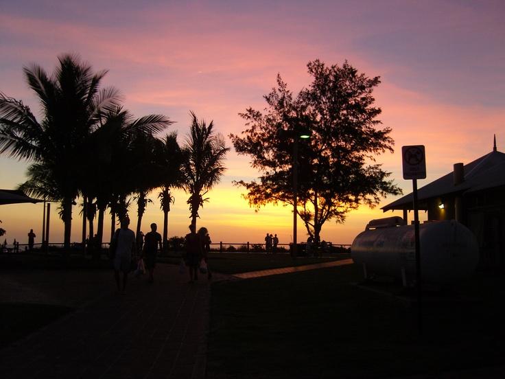 Broome - sunset