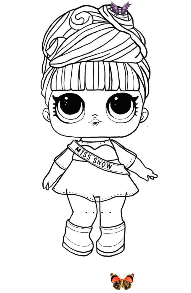 Lol Surprise Winter Disco Coloring Pages 42 Free Printable Coloring Sheets Br You Can Find Here 42 Free Printable Coloring I 2020 Parlmonster Jul Parlmonster Jul