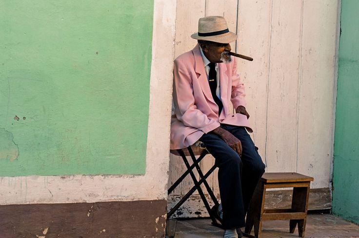 유네스코 문화유산으로 지정된 트리니다드 구시가에는 18~19세기 사탕수수 무역이 성행하던 시기에 지은 가옥과 성당이 가득하다. © 장윤혜