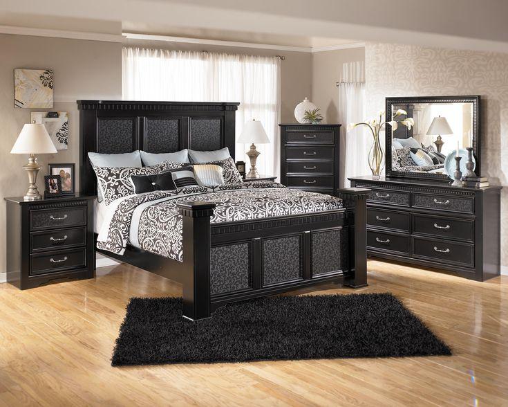 Bedroom Sets Black exellent bedroom sets black kith 495 karson poster king with ideas