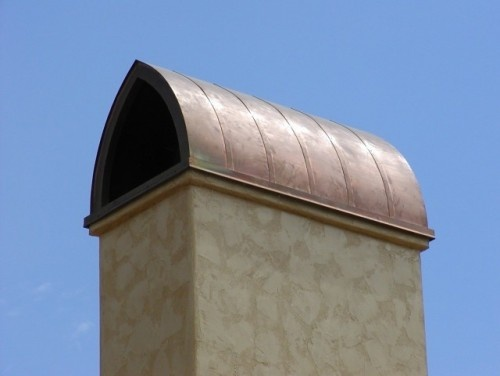 Country Chimney French Caps
