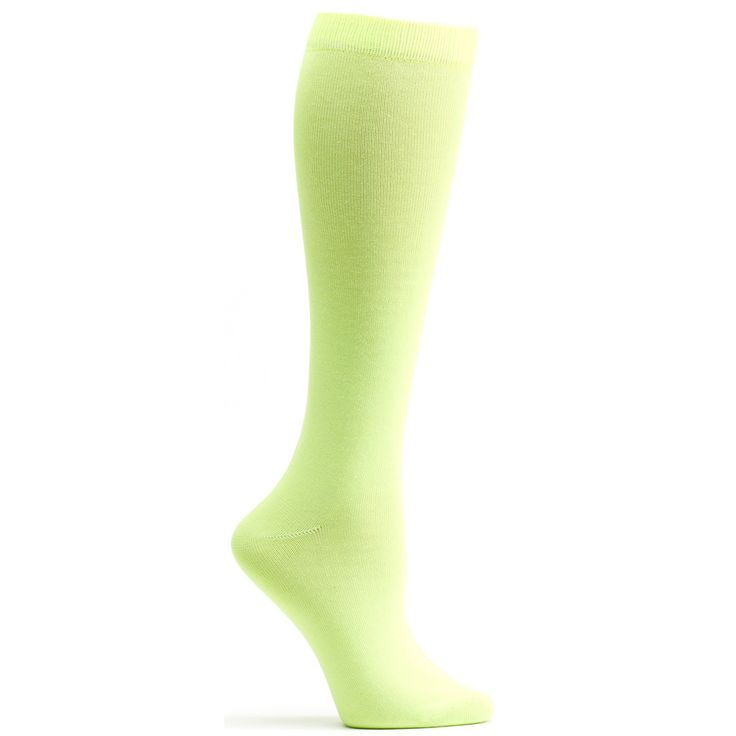 Neon Knee High Sock