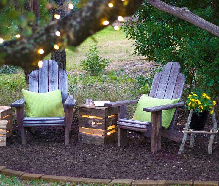 Top 32 Diy Fun Landscaping Ideas For Your Dream Backyard: 25+ Best Backyard Seating Ideas On Pinterest
