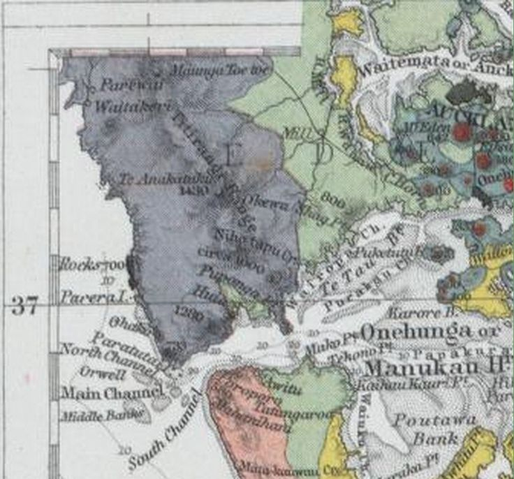 Hochsetter and Penmann's 1864 geology map shows a Mill near the stream at Henderson http://www.nla.gov.au/apps/cdview/?pi=nla.map-nk3720-5-sd&rgn=0.0676044510,0.0127806563,0.2355658199,0.1509499136&width=400&cmd=pan&y=400