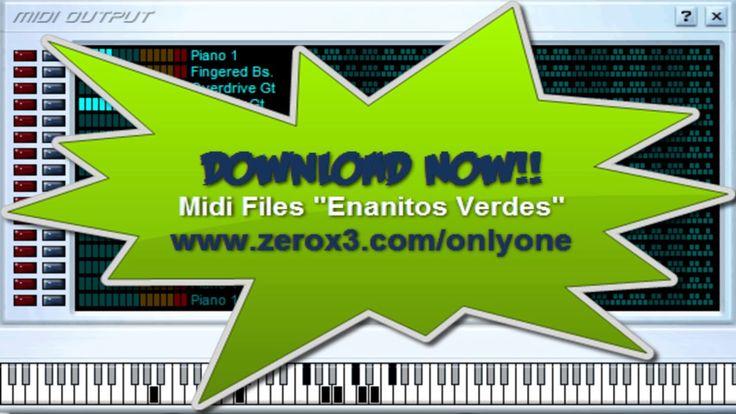 Tu Carcel - Enanitos Verdes - Midi File (OnlyOne)
