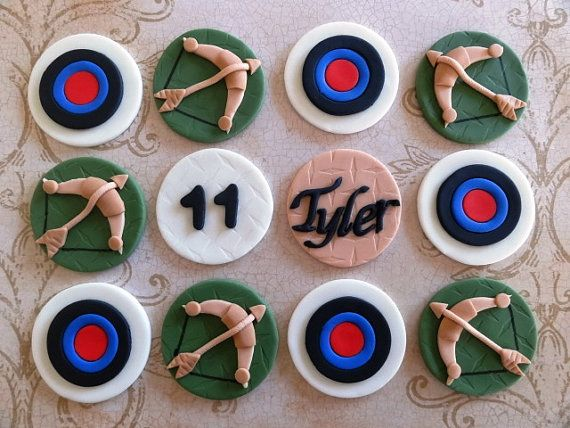 Edible Cake Decorations Target : 63 best images about archery cakes on Pinterest
