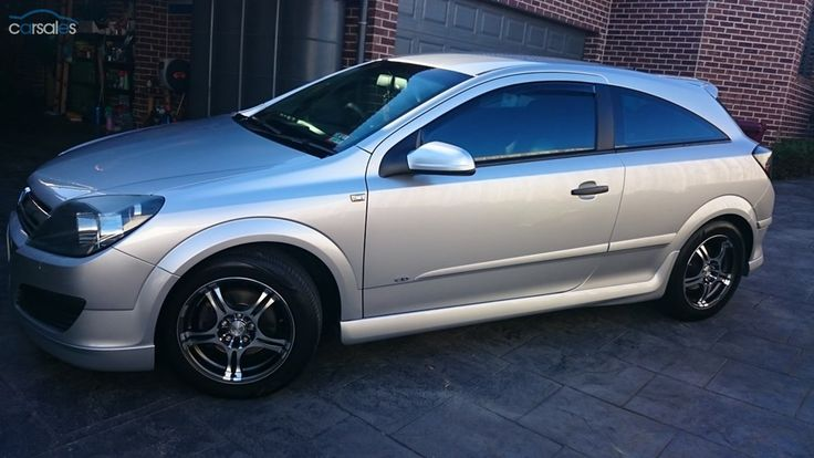 2006 Holden Astra CD AH Auto MY06 - carsales.com.au
