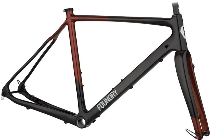 Valmont Frameset | Foundry Cycles