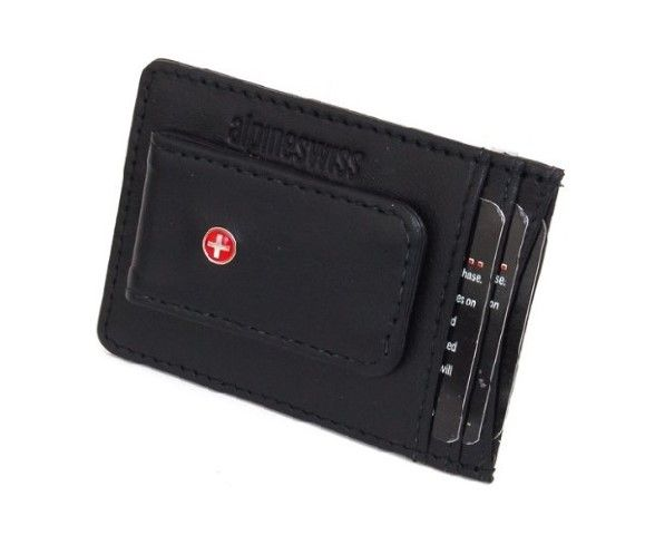Alpine Swiss is known for great value. A popular wallet because of their price and quality. With wide range of style from zip wallets, bi-fold, coin purse etc. everything is available. #Wallet #Popular Wallet #AlpineSwiss