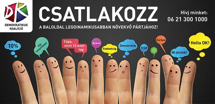 Címlap - Demokratikus Koalíció