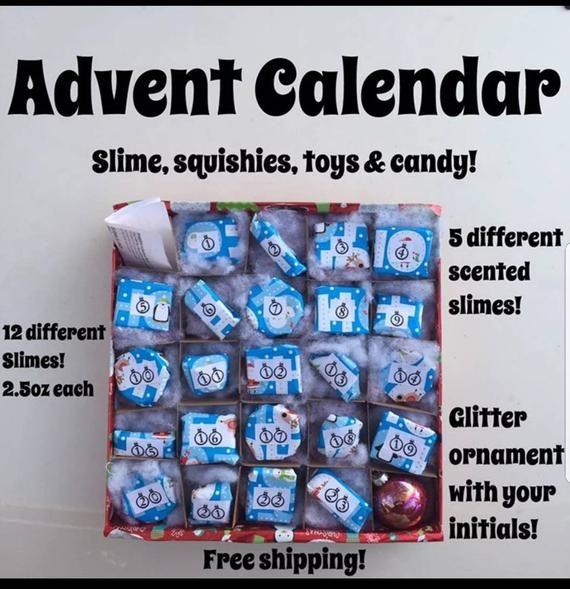 Pin By Lovelandgirls On Kiddies Advent Calendar Personalized