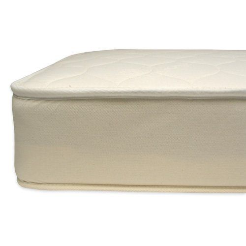 Naturepedic Ultra Quilted Twin 2 in 1 Trundle Mattress