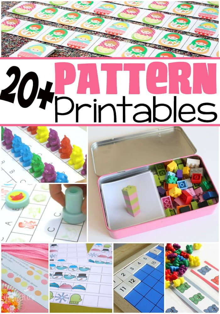 Fun Ways to Teach Kids About Patterns - verywellfamily.com