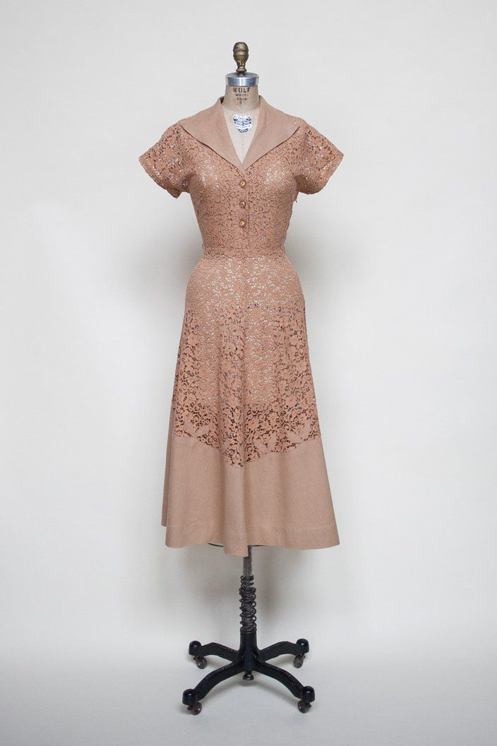 Vintage lace 1940/'s