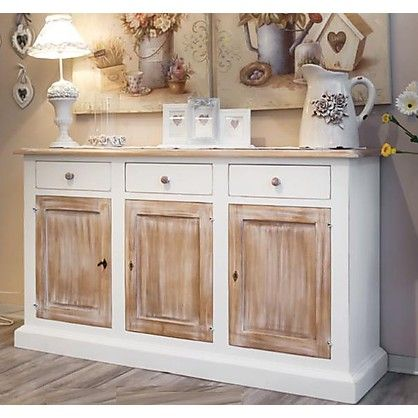 9 best shabby chic images on Pinterest | Credenza, Bottle art and ...
