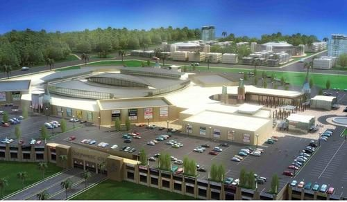 An artists impression of the new Baywest Mega Mall development in Port Elizabeth, will be the largest shopping mall in the entire Eastern Cape!