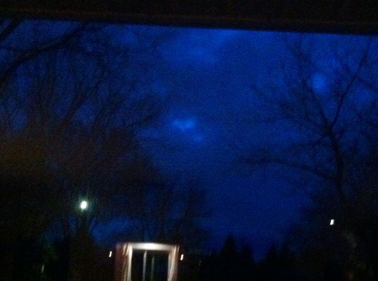 Night sky ❤️