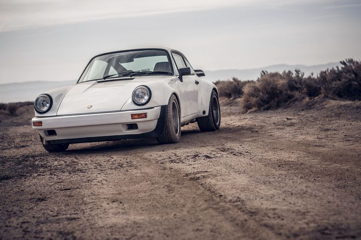 Borrow a Porsche 911 And Go Off Road - Photography by Alexander Bermudez