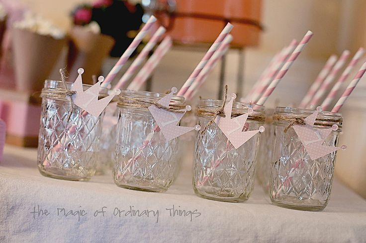 The Magic of Ordinary Things: A SHABBY CHIC PRINCESS BIRTHDAY PARTY