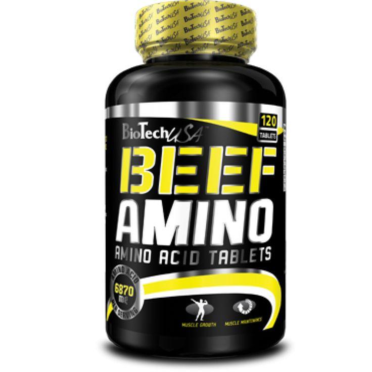 Biotech usa beef amino (Аминокиселини от телешки хидролизат)