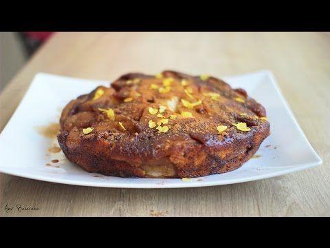Tarta Caramelizata de Mere | Alex Basaraba - YouTube