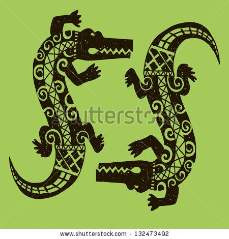 af4d176fcbb58 Crocodile tattoo ideas :) The crocodile symbolic meaning is associated with  the following: Fear Time Magic Honor Speed Stealth Strength I… | Wish List  ...