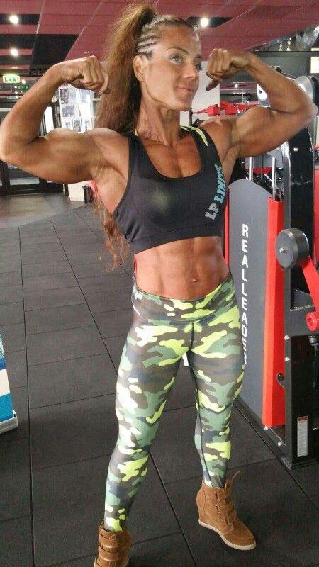 Anna Andreeva Tufenk | Musclebodybuilders | Pinterest