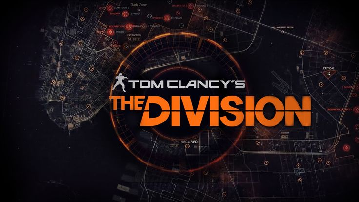 Tom Clancy's The Division Big Logo