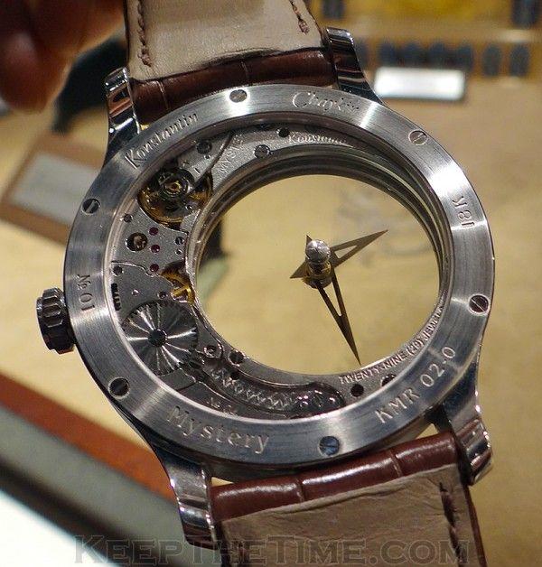 Konstantin Chaykin's Mystery Watch | KeepTheTime.com