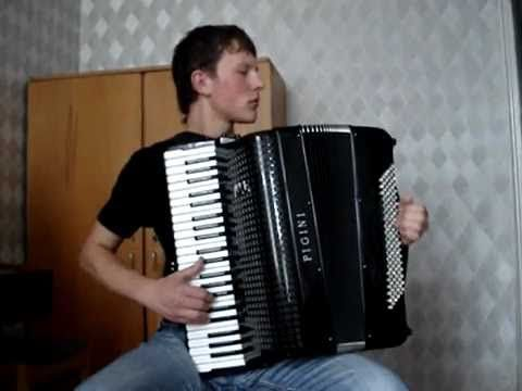 "Antonio Vivaldi ""Winter"" Ist p. (M.Levickis - Lithuania)"