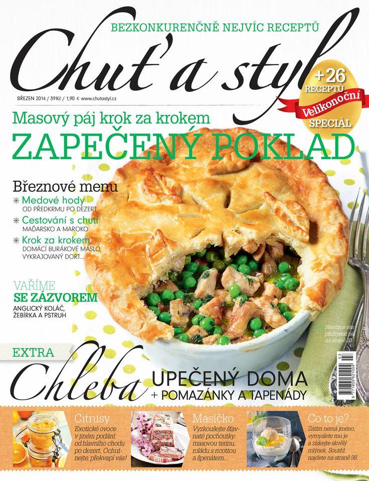 Nová dávka receptů   New issue