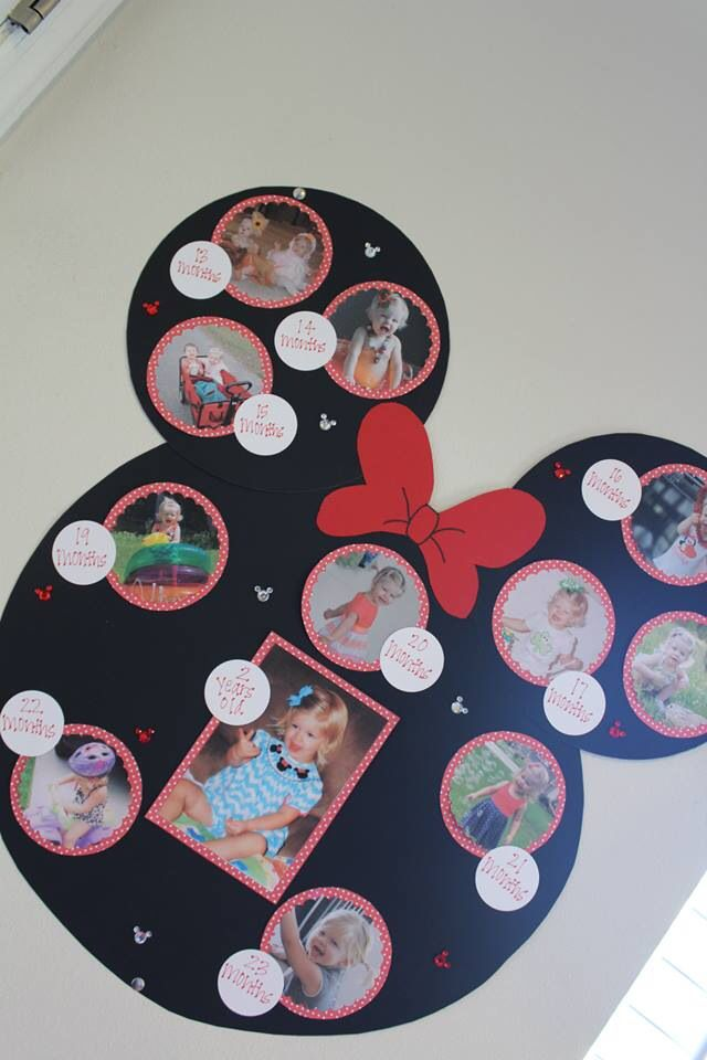 15 best Brynleighs Minnie Mouse 2nd Birthday images on Pinterest