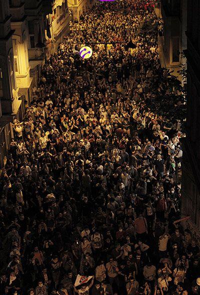 Turkey resists... #occupygezi #turkey #occupytaksim #direngeziparkı #occupyturkey #Chapulling #direngezi