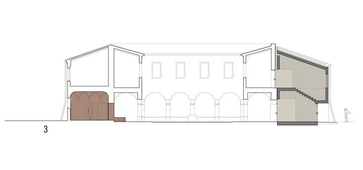 Galería - Ampliación del Convento S. María / LR-Architetti - 19