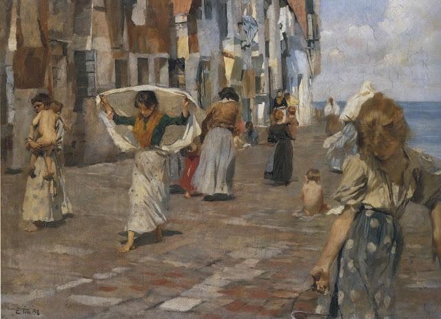 Ettore Tito - Chioggia