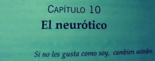Neurotic ajaja