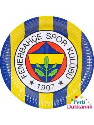 Fenerbahçe Tabak (8 adet)