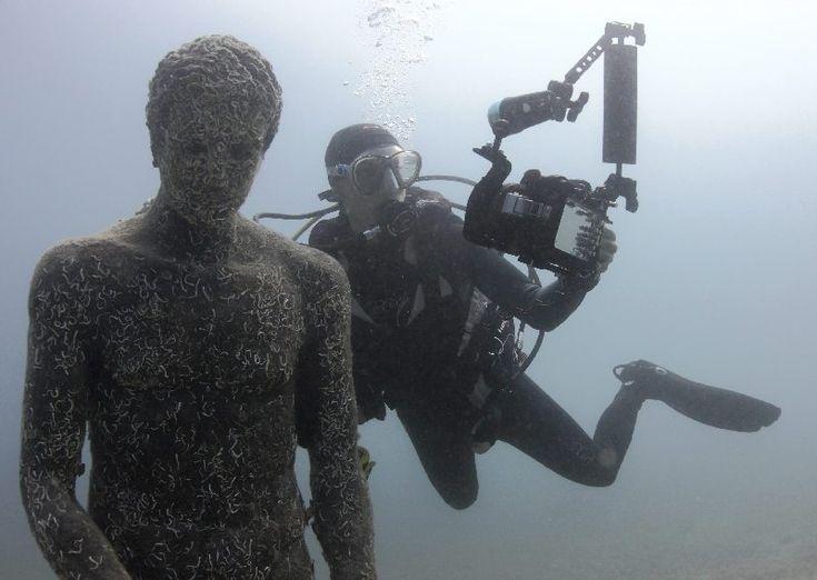 A páratlanul szép horvát tengerpart szerelmeseinek egészen egyedi élményt kínál a Mali Losinj-ban megnyílt víz alatti archeológiai
