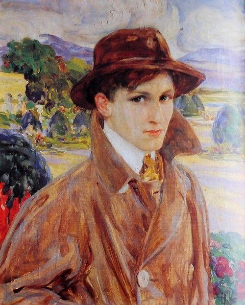 Portrait de Maurice Rostand, Clémentine-Hélène Dufau
