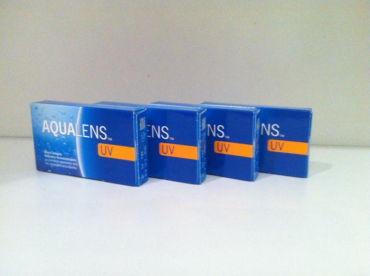 Προσφορά AQUALENS UV 4 ΚΟΥΤΙΑ x 6pack - Τιμή: 70.00€ Τιμή με έκπτωση 60.00€ - Μηνιαίος μαλακός φακός επαφής, υδρογέλης. Προστασία UV.