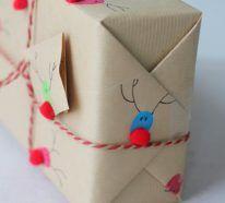 42 kreative Ideen, wie man Geschenke originell verpacken kann