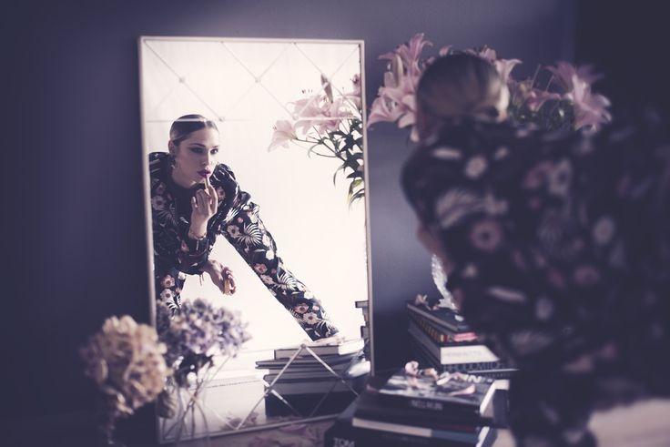 Stylist Malin Qvänstedt. Photo: Björn Ceder. Styling: Malin Myllymäki Qvänstedt. Hair & Make Up: Anna Göransson. Model: Aida M/Scandinavianmodels. www.malinqvanstedt.se #fashion #photography #mode #fotografi #styling #hairandmakeup #reklam #ysl #fashionphotography #nikond800e #advertising #jkpg #models