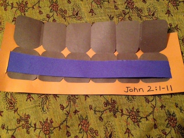 Craft Ideas For The Miracles Of Jesus