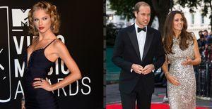 Taylor Swift cantará em evento beneficente na residência do Príncipe William e Kate Middleton - Jon Bon Jovi e James Blunt também se apresentarão no evento de caridade no Palácio de Kensington