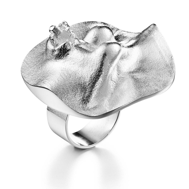 "Lapponia - IN CLOUD - Part of Bjorn Weckstrom's ""Back to the Future"" Collection. #jewelry #lapponia"