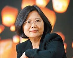 Tsai Ing-wen has been elected Taiwan's first female president