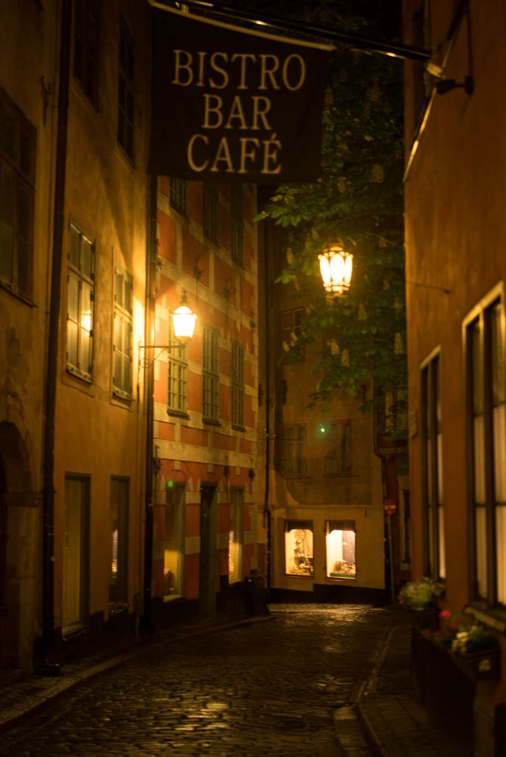 Gamla Stan by night 2