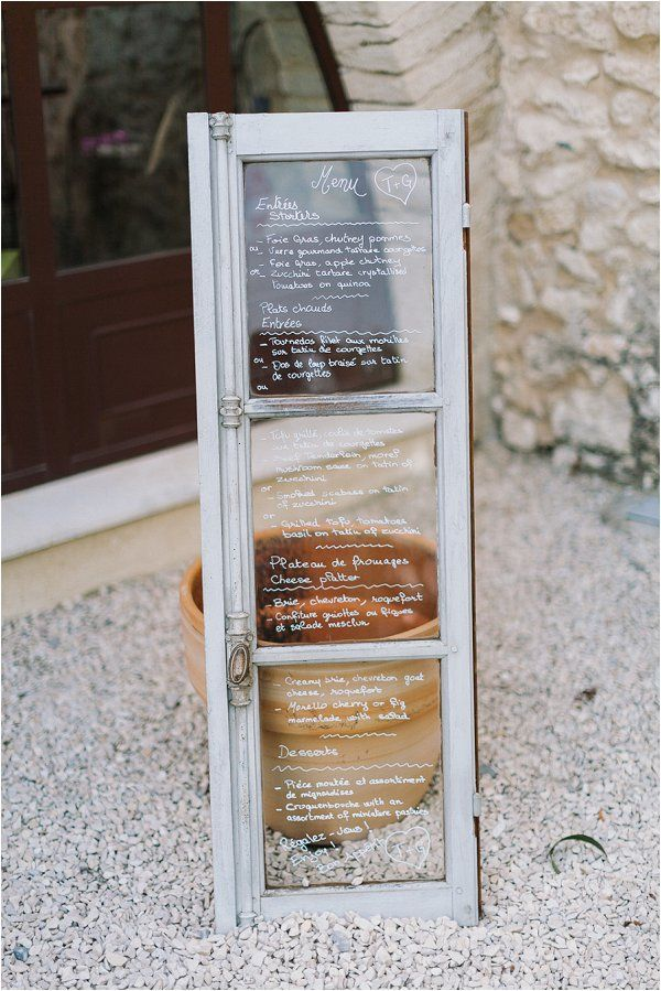 Rustic door table plan | For more inspiration and advice for your wedding visit www.weddingsite.co.uk